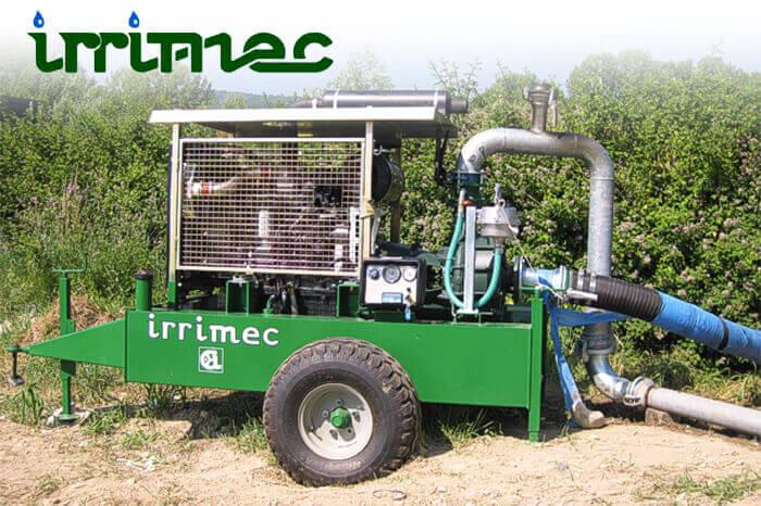Irrigation Solutions - Irrimec - AngelaAlfa
